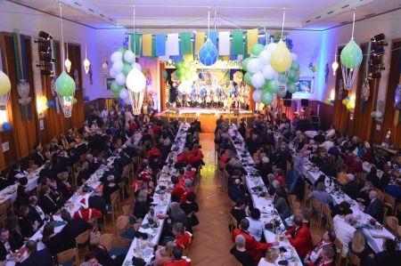 Galasitzung Karneval Viersen