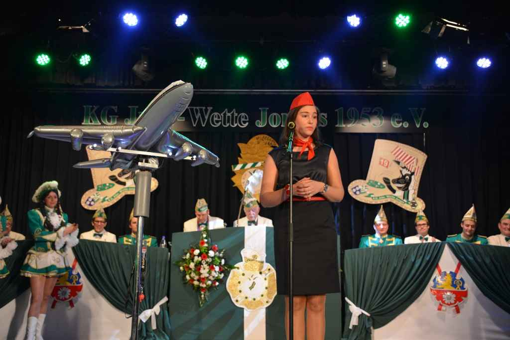 JWJ-Galasitzung 2016