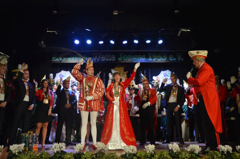 Galasitzung 2016/2017
